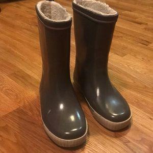 Tretorn rain boots 37